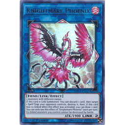Knightmare Phoenix - MP19-EN027 - Ultra Rare 1st Edition