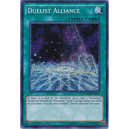 Duelist Alliance - MACR-EN063 - Secret Rare 1st Edition