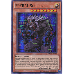 SPYRAL Sleeper - MACR-EN086 - Super Rare Unlimited