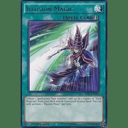 Illusion Magic - TDIL-EN058 - Rare 1st Edition