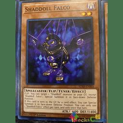 Shaddoll Falco - SDSH-EN004 - Common 1st Edition