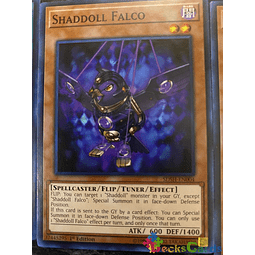 Shaddoll Falco - SDSH-EN004 - Common 1st Edition