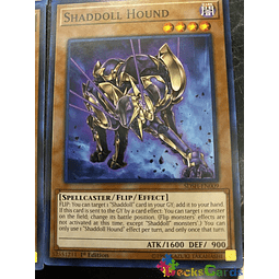 Shaddoll Hound - SDSH-EN009 - Common 1st Edition