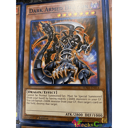 Dark Armed Dragon - SDSH-EN014 - Common 1st Edition