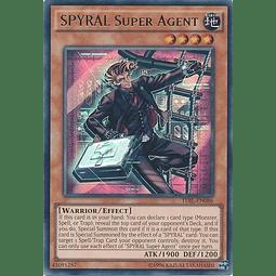 SPYRAL Super Agent - TDIL-EN086 - Ultra Rare Unlimited