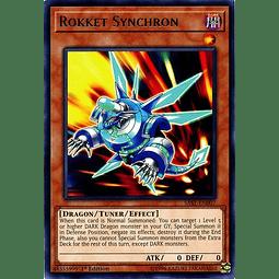 Rokket Synchron - SAST-EN007 - Rare 1st Edition
