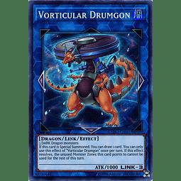 Vorticular Drumgon - CYHO-EN041 - Super Rare Unlimited