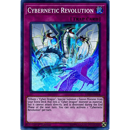 Cybernetic Revolution - LED3-EN016 - Super Rare 1st Edition