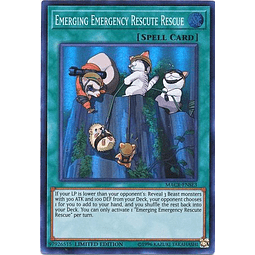 Emerging Emergency Rescute Rescue - MACR-ENSE3 - Super Rare Limited Edition