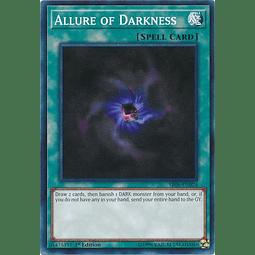 Allure of Darkness - SR06-EN024 - Common 1st Edition