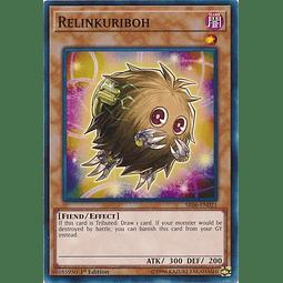 Relinkuriboh - SR06-EN021 - Common 1st Edition