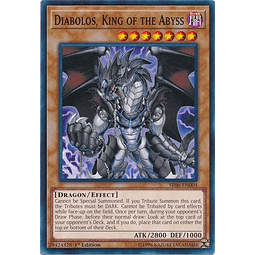 Diabolos, King of the Abyss - SR06-EN004 - Common 1st Edition
