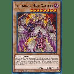 Legendary Maju Garzett - SR06-EN009 - Common 1st Edition