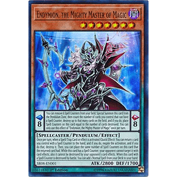 Endymion, the Mighty Master of Magic - SR08-EN001 - Ultra Rare 1st Edition