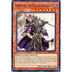 Endymion, the Master Magician - SR08-EN005 - Common 1st Edition