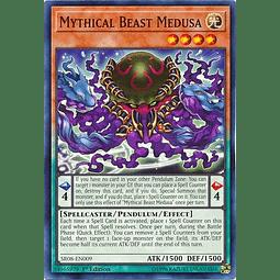 Mythical Beast Medusa - SR08-EN009 - Common 1st Edition