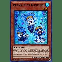 Prank-Kids Dropsies - HISU-EN016 - Super Rare 1st Edition