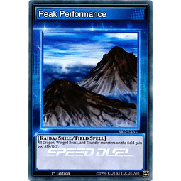 Peak Performance - SS02-ENAS1 - Common 1st Edition