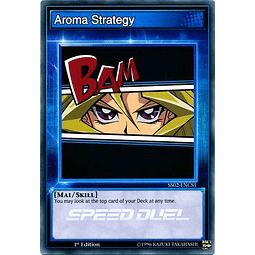 Aroma Strategy - SS02-ENCS1 - Common 1st Edition