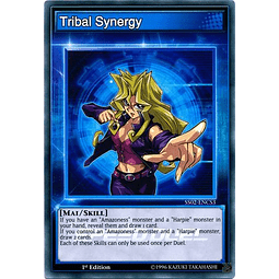 Tribal Synergy - SS02-ENCS3 - Common 1st Edition