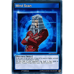 Mind Scan - SS01-ENCS2 - Common 1st Edition