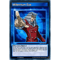 Millennium Eye - SS01-ENCS3 - Common 1st Edition