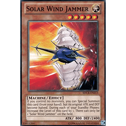 Solar Wind Jammer - SDCR-EN013 - Common Unlimited