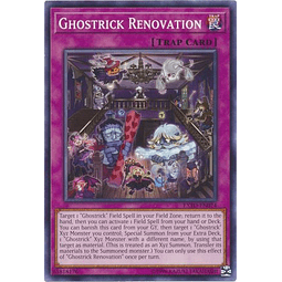 Ghostrick Renovation - EXFO-EN074 - Common Unlimited