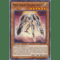 Mekk-Knight Orange Sunset - EXFO-EN016 - Common Unlimited