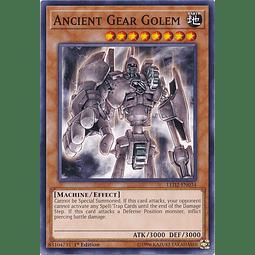 Ancient Gear Golem - LED2-EN034 - Common 1st Edition