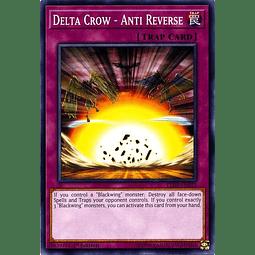 Delta Crow - Anti Reverse - LED3-EN033 - Common 1st Edition