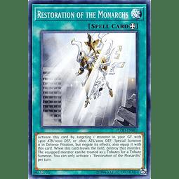 Restoration of the Monarchs - FLOD-EN061 - Common Unlimited