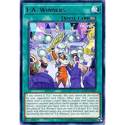 F.A. Winners - FLOD-EN089 - Rare Unlimited