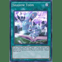 Shadow Toon - DRL2-EN025 - Super Rare 1st Edition