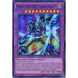 Chaos Ancient Gear Giant - RATE-EN041 - Super Rare Unlimited