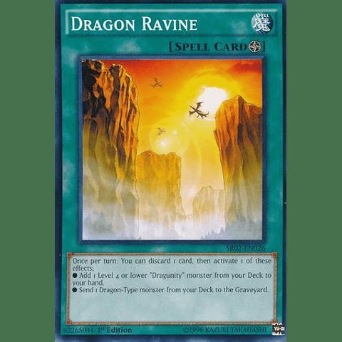 Dragon Ravine -sr02-en026- Common 1st Edition