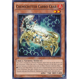 Chemicritter Carbo Crab - INOV-EN024 - Common Unlimited