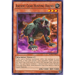 Ancient Gear Hunting Hound - RATE-EN013 - Common Unlimited