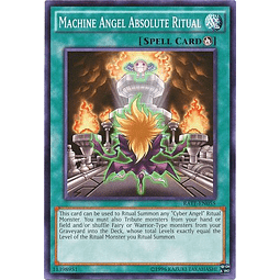 Machine Angel Absolute Ritual - RATE-EN055 - Common Unlimited