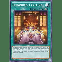 Shinobird's Calling - RATE-EN060 - Common Unlimited