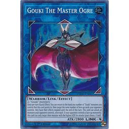 Gouki The Master Ogre - FLOD-EN041 - Super Rare 1st Edition