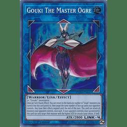 Gouki The Master Ogre - FLOD-EN041 - Super Rare 1st Edition
