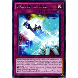 Photon Change - LED3-EN038 - Rare 1st Edition