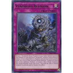 Vendread Reunion - CIBR-EN085 - Rare 1st Edition