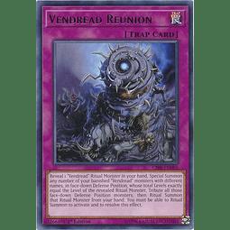 Vendread Reunion - CIBR-EN085 - Rare 1st Edition