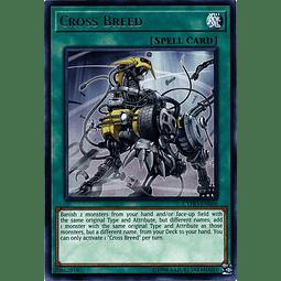 Cross Breed - CYHO-EN066 - Rare Unlimited