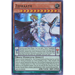 Zefraath - MACR-EN030 - Super Rare Unlimited