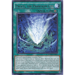 Pacifis, the Phantasm City - MACR-EN056 - Rare Unlimited