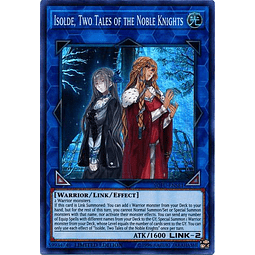 Isolde, Two Tales of the Noble Knights - SOFU-ENSE1 - Super Rare Limited Edition