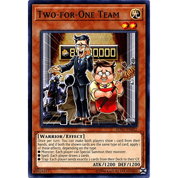 Two-for-One Team - SOFU-EN032 - Common Unlimited